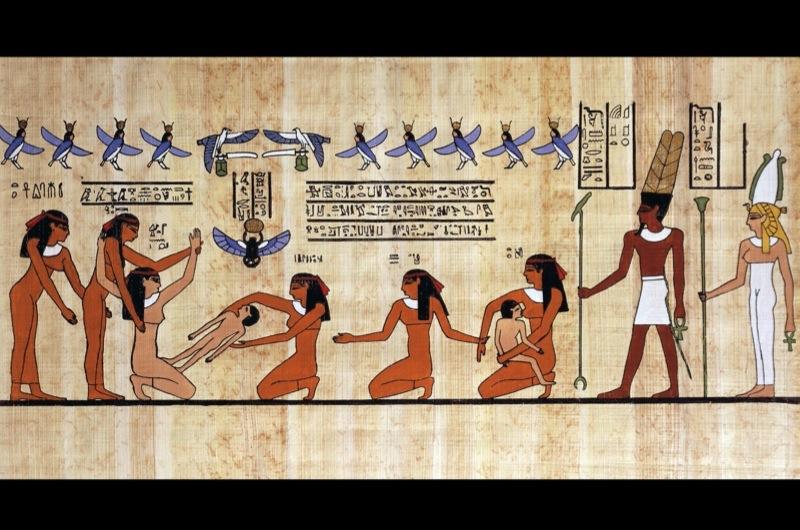 Ancient-Egypt-childbirth-black-background-2-c882767