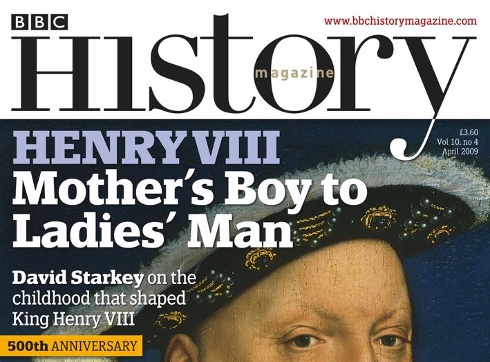 April 2009 cover