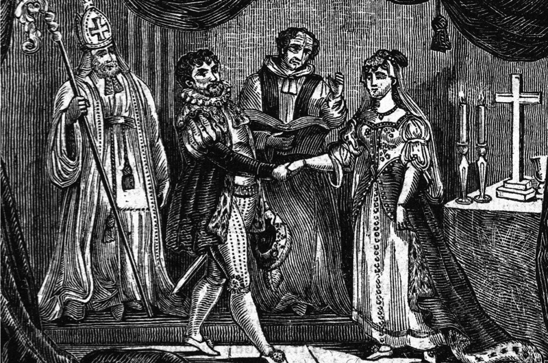 Marriage Customs in The Elizabethan Era
