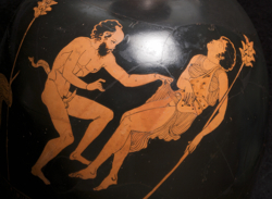 Ancient greek art and sex
