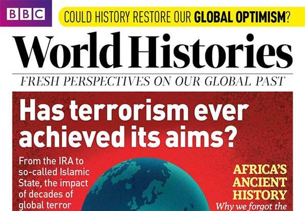 BBC World Histories Mag Issue 5 cover