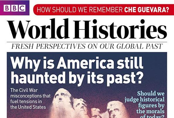 BBC World Histories Mag Issue 7 cover