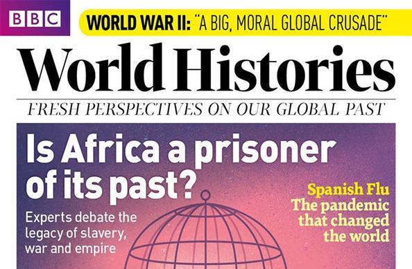 BBC world Histories Issue 4 cover