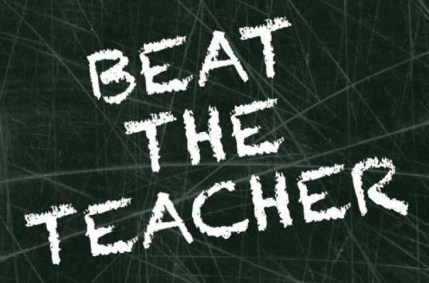 Beat the teacher BIG_0