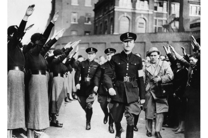 Who were the young people drawn to Oswald Mosley's British Union ...