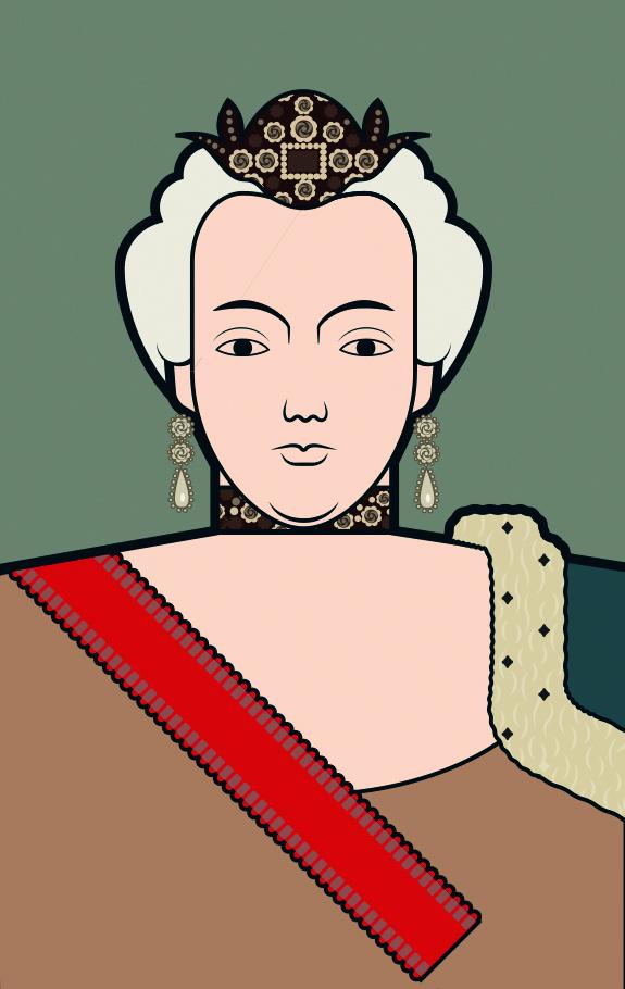 Catherine Great_Inside_Sloped Shoulders