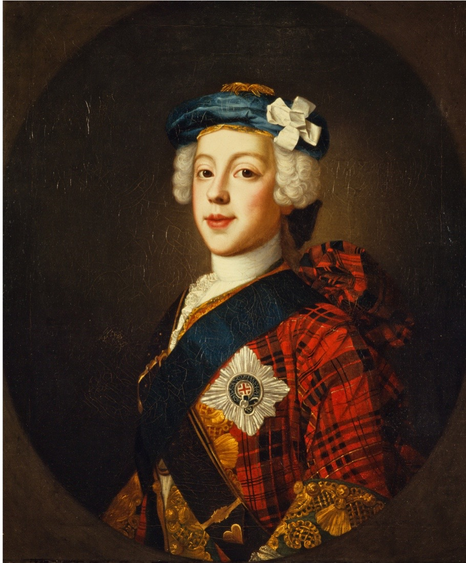Prince Charles Edward Stuart, 1720 - 1788. Eldest son of Prince James Francis Edward Stuart, by William Mosman, 1750. Oil on canvas. . (Photo by National Galleries Of Scotland/Getty Images)