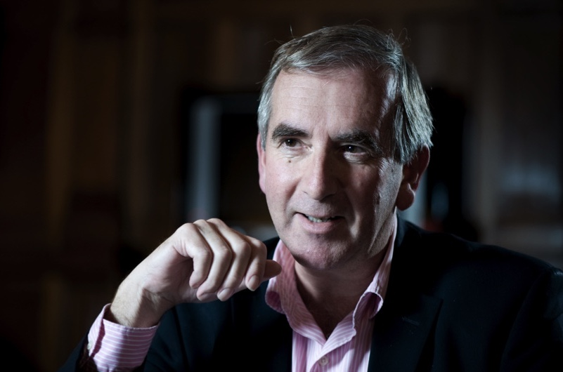 Historical novelist Robert Harris, whose latest book 'Munich' explores the events at the 1938 Munich Conference. (Alamy)