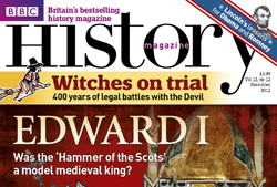 December 2012 cover