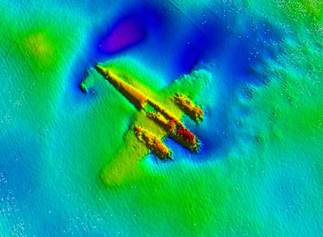 Microsoft Word - Dornier Aircraft Wreck Site Images.doc