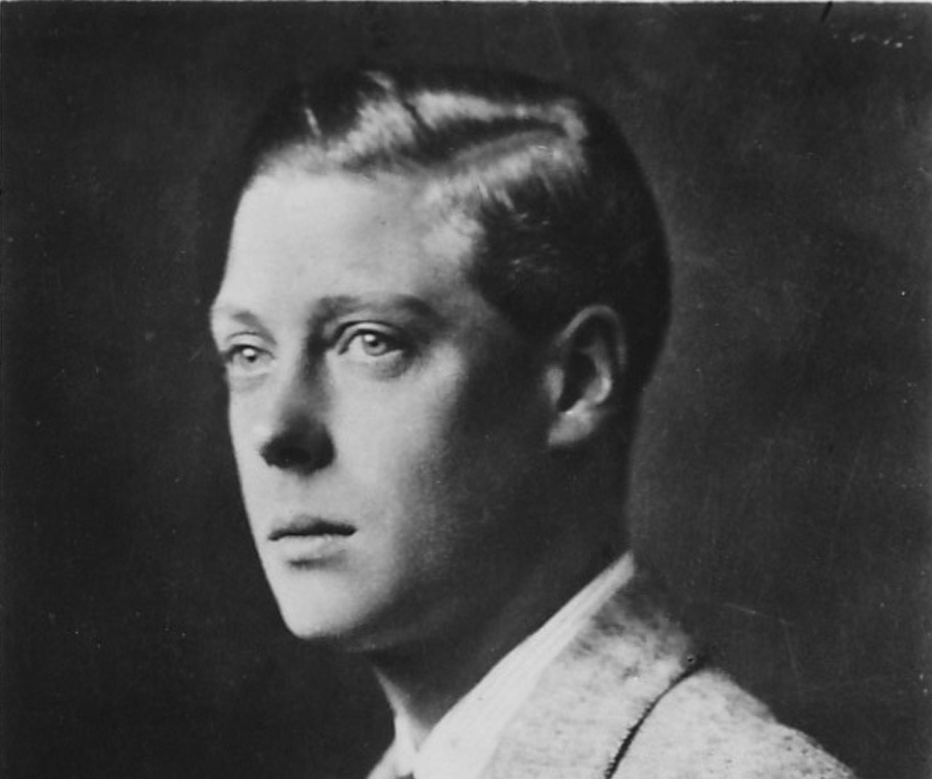 Photo of Edward VIII