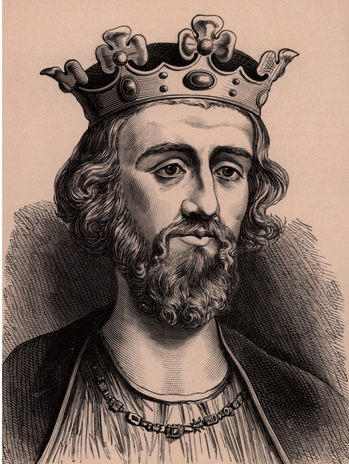 UNSPECIFIED - CIRCA 1754: Edward II (1284-1327) king of England from 1307, son of Edward I and Eleanor of Castile. Created Prince of Wales in 1301. Forced to abdicate and murdered in Berkeley Castle in 1307. A member of the Plantagenet dynasty. Wood engraving c1900. (Photo by Universal History Archive/Getty Images)