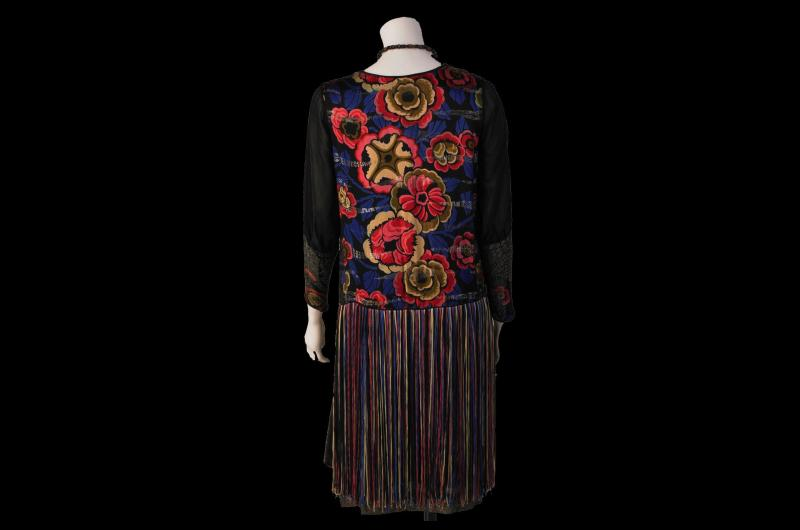 A 1920s evening dress. (© National Museums Liverpool)