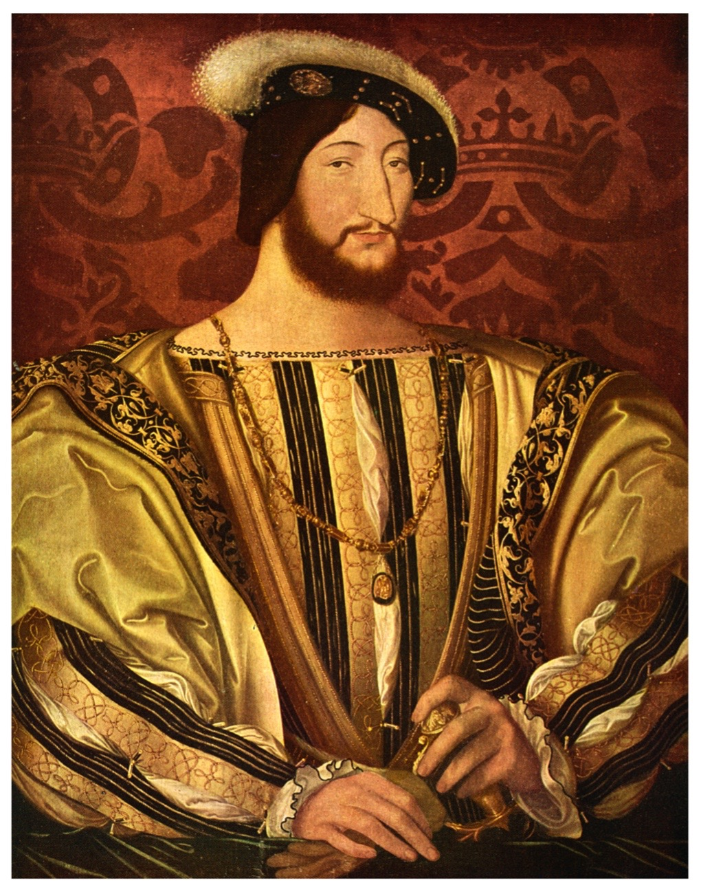 Francis I, King of France, c1520-1525 (1956).
