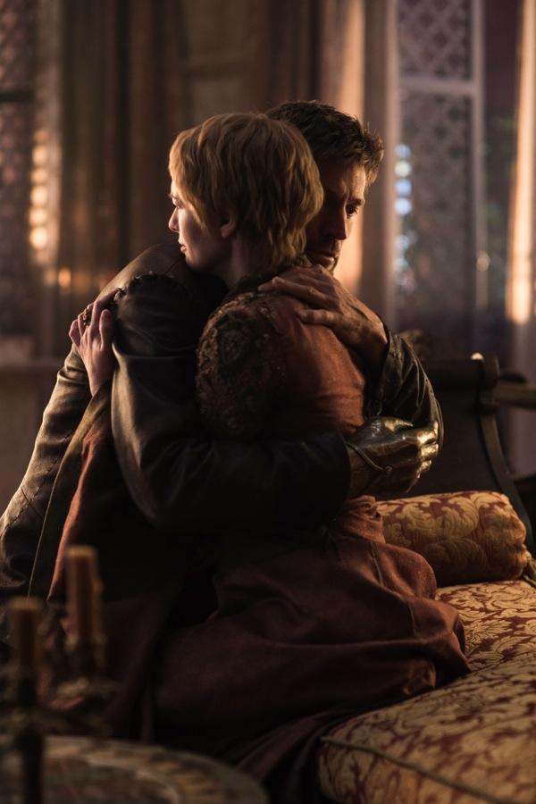 Coster-Waldau, Nikolaj;Headey, Lena  as Jaime Lannister;Cersei Lannister