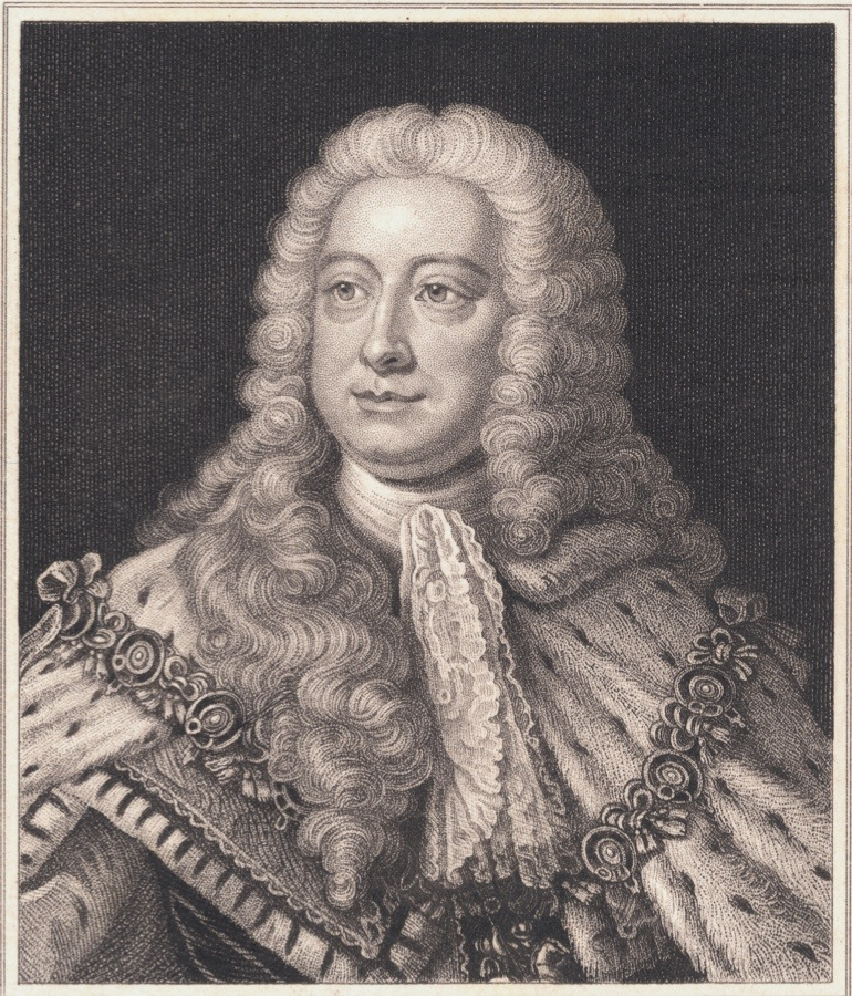 King George II of Great Britain (1683-1760) contributed to the victory at Battle of Culloden, establishment of British India, and the capture of Quebec.