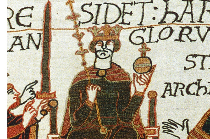 King Harold II (Godwinson) of England 1020 – 1066