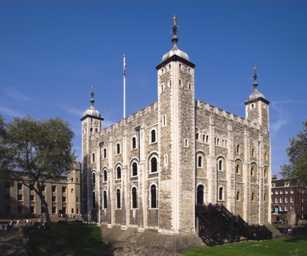 """The towers that William the Conqueror built during his reign had """"strong Roman resonances and were partially constructed using the stone from nearby Roman ruins"""". (Getty Images)"""