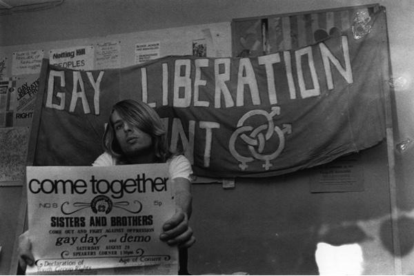 gay liberation front history