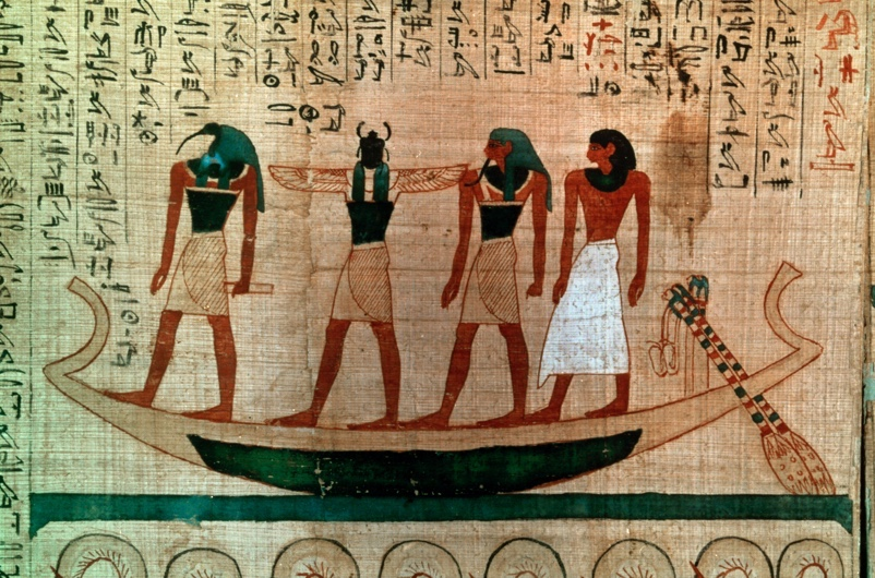 8 Ancient Egyptian Gods And Goddesses That You Probably Didnt