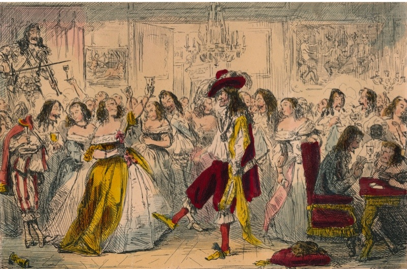 Sex, scandals and betrayals: Charles II and his court ...