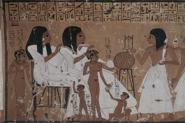 Marriage Is An Ancient Institution That Even Predates: Life In Ancient Egypt: What Was It Like?