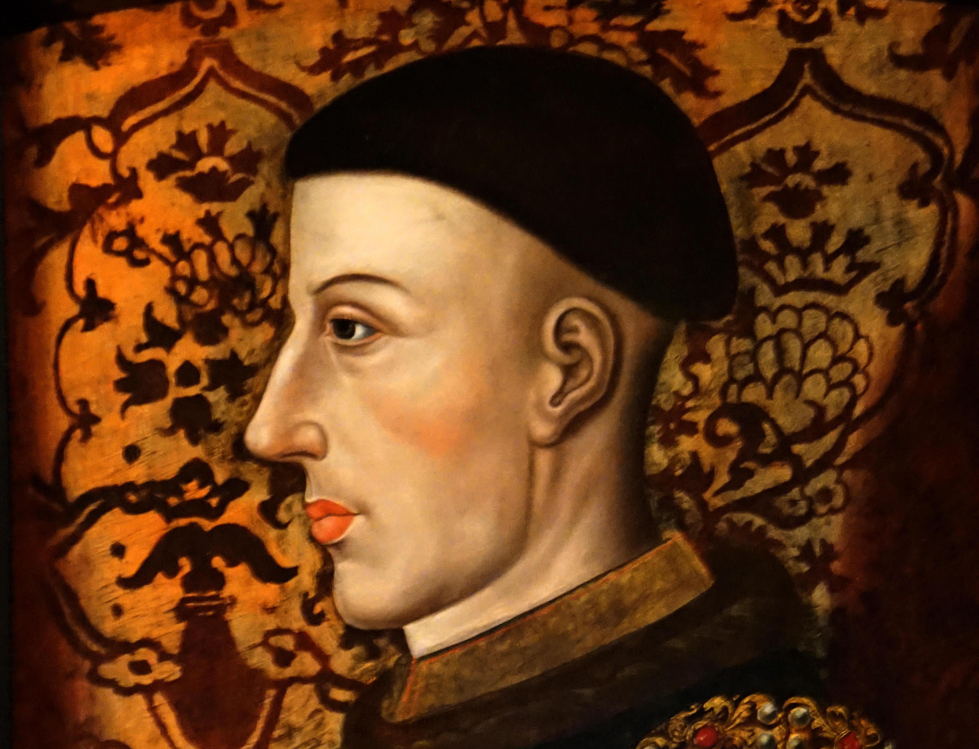 Painting of Henry V
