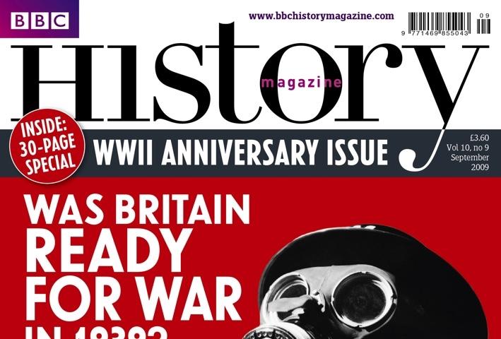 September 2009 cover