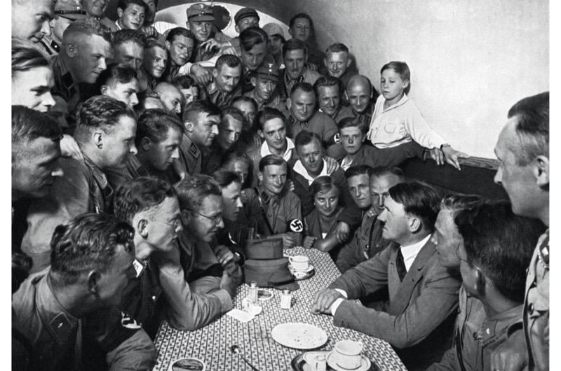 The Dark Charisma Of Adolf Hitler History Extra