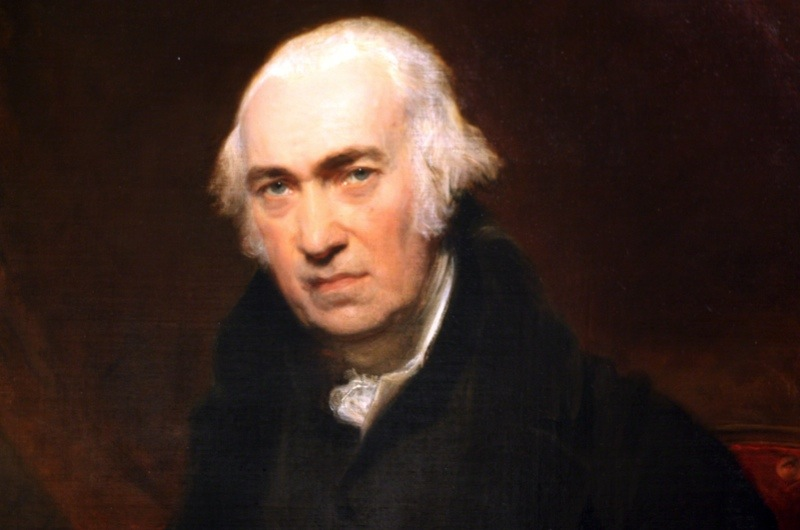 Detail from 'Portrait of James Watt' 1812, by Sir Thomas Lawrence (1769-1830). (Photo by Universal History Archive/UIG via Getty Images)