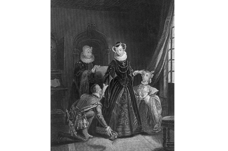 Mary Queen Of Scots What Happened To Her Ladies In Waiting