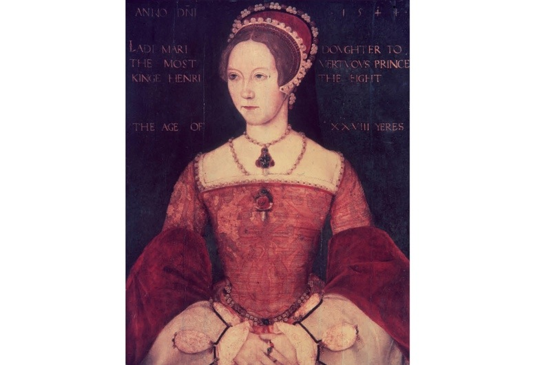 Mary I. (Getty Images)