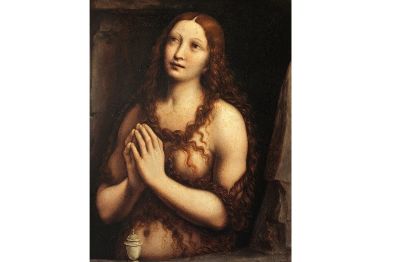 Mary Magdalene. (Photo by Fine Art Images/Heritage Images/Getty Images)