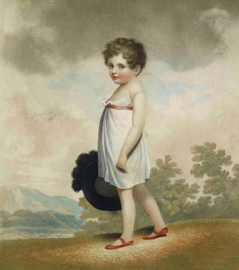 Adam Buck The Mother's Hope 1807