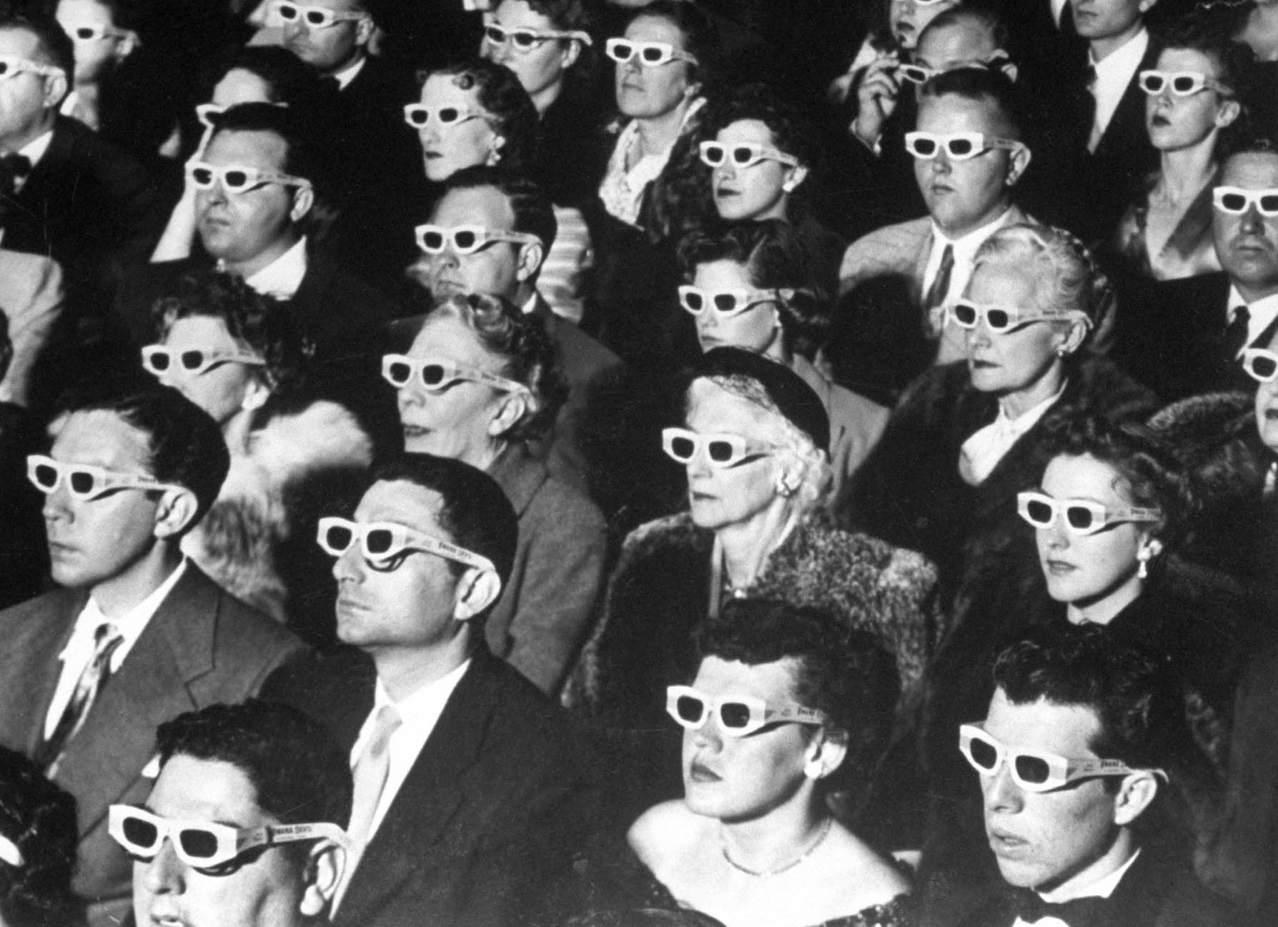 3-D Movie Viewers