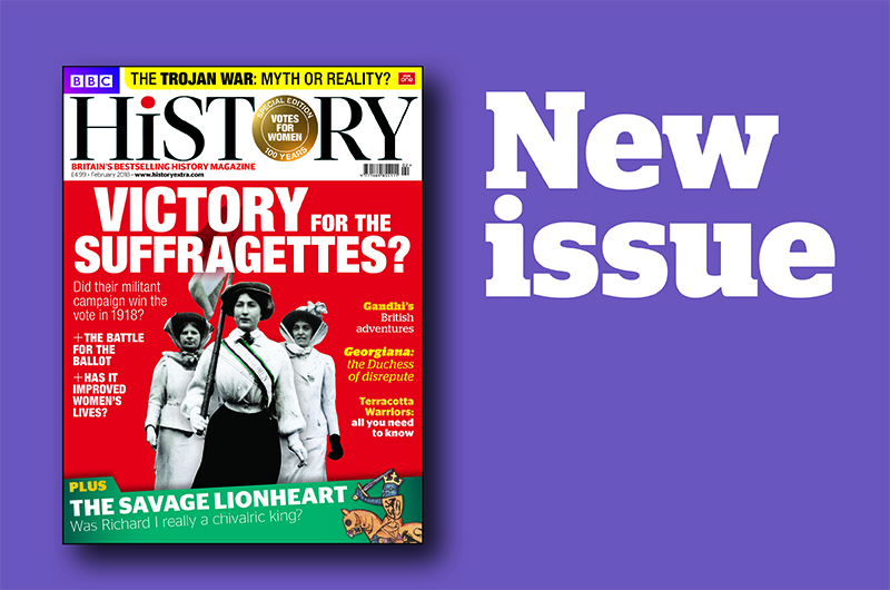 BBC History Magazine February 2018