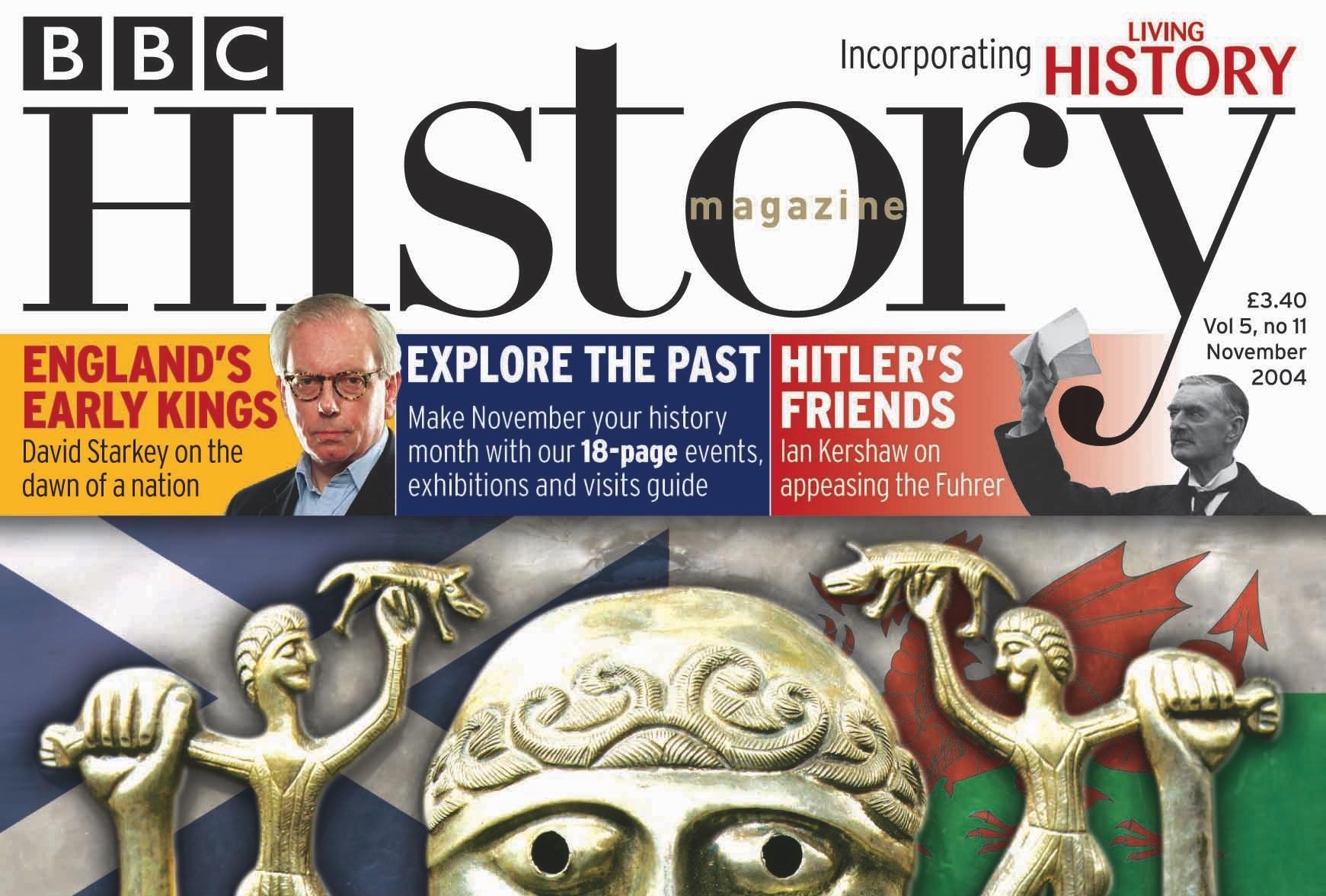 November 2004 cover