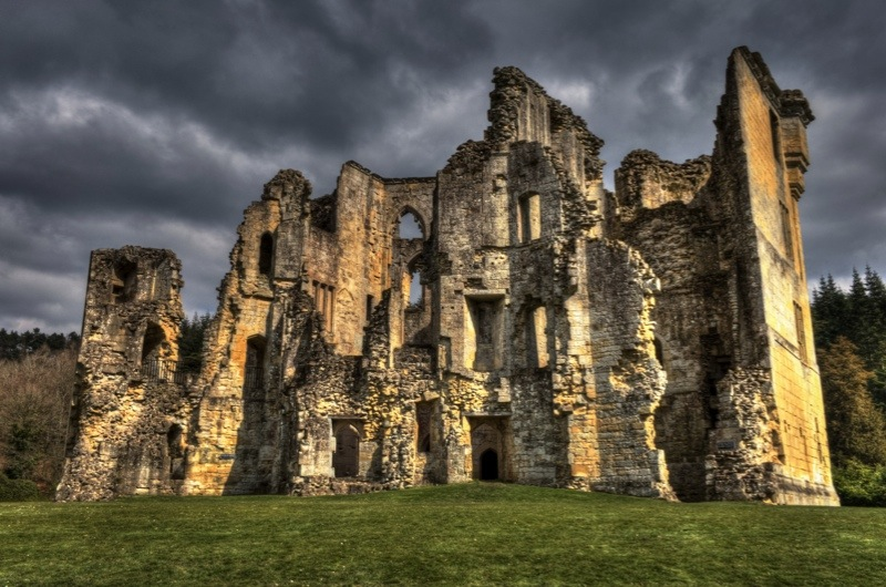 Old-Wardour-Castle-by-Derek-Finch-7fd9637