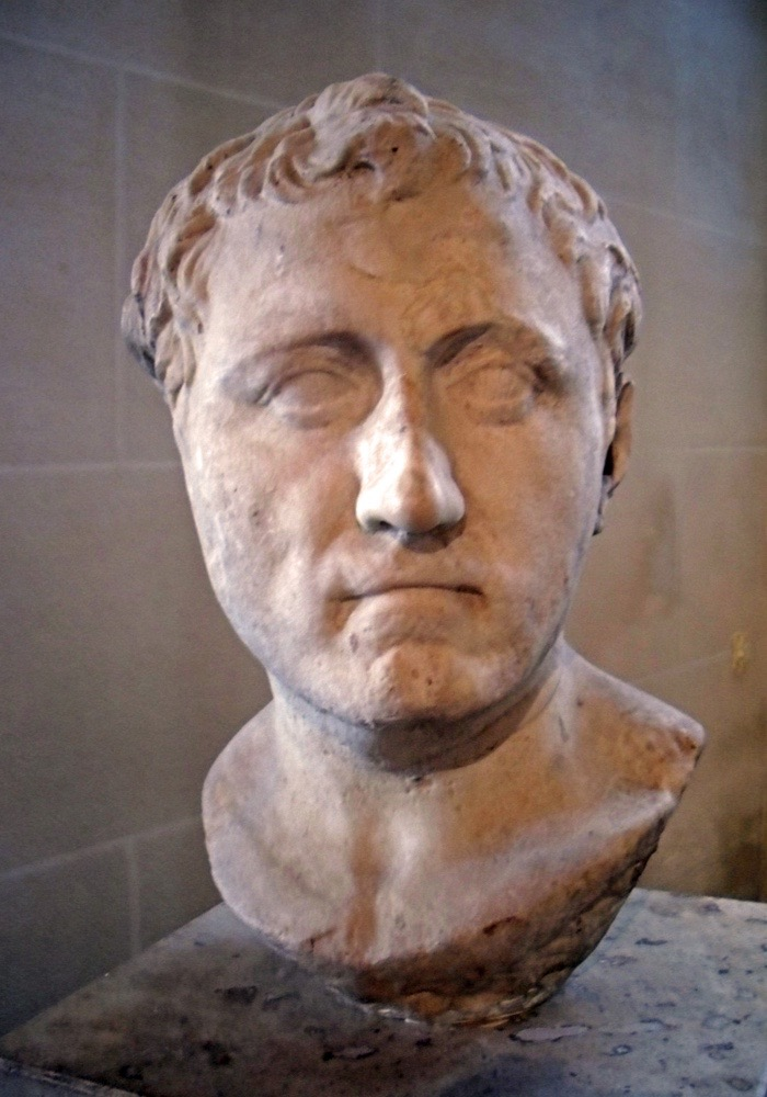 UNSPECIFIED - CIRCA 1754: Pompey (Gnaeus Pompeius Magnus), Pompey the Great 106 BC - 48 BC, military and political leader of the late Roman Republic. established himself in the ranks of Roman nobility by successful leadership in several campaigns (Photo by Universal History Archive/Getty Images)