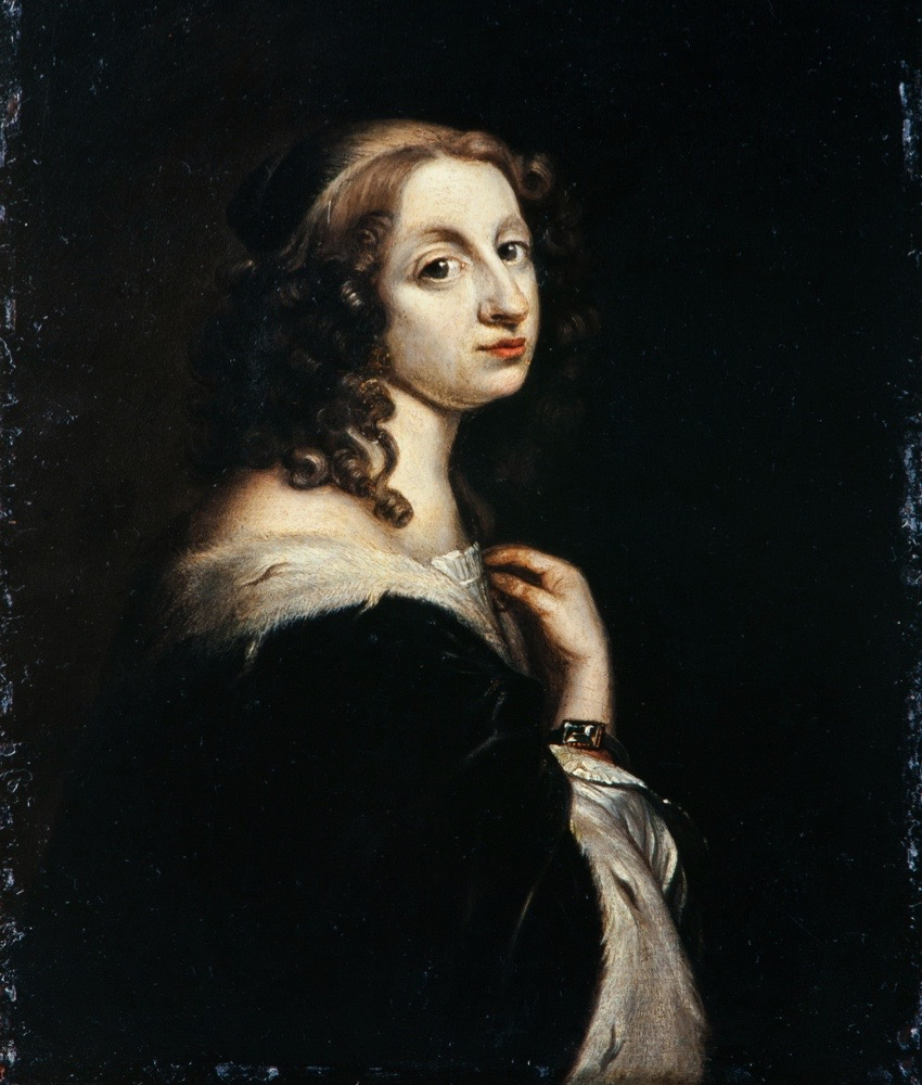 Portrait of Queen Christina of Sweden (1626-1689), c. 1650. Artist: Beck, David (1621-1656) (Photo by Fine Art Images/Heritage Images/Getty Images)