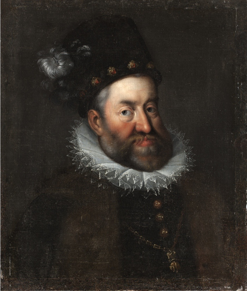 Portrait of Rudolf II of Austria (1552?1612), Holy Roman Emperor, ca. 1600. Found in the collection of Skokloster Castle. Artist :  Anonymous. (Photo by Fine Art Images/Heritage Images/Getty Images)