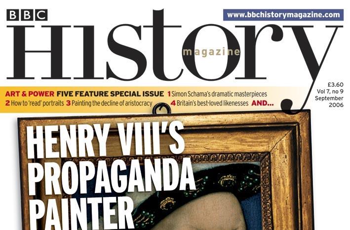 September 2006 cover