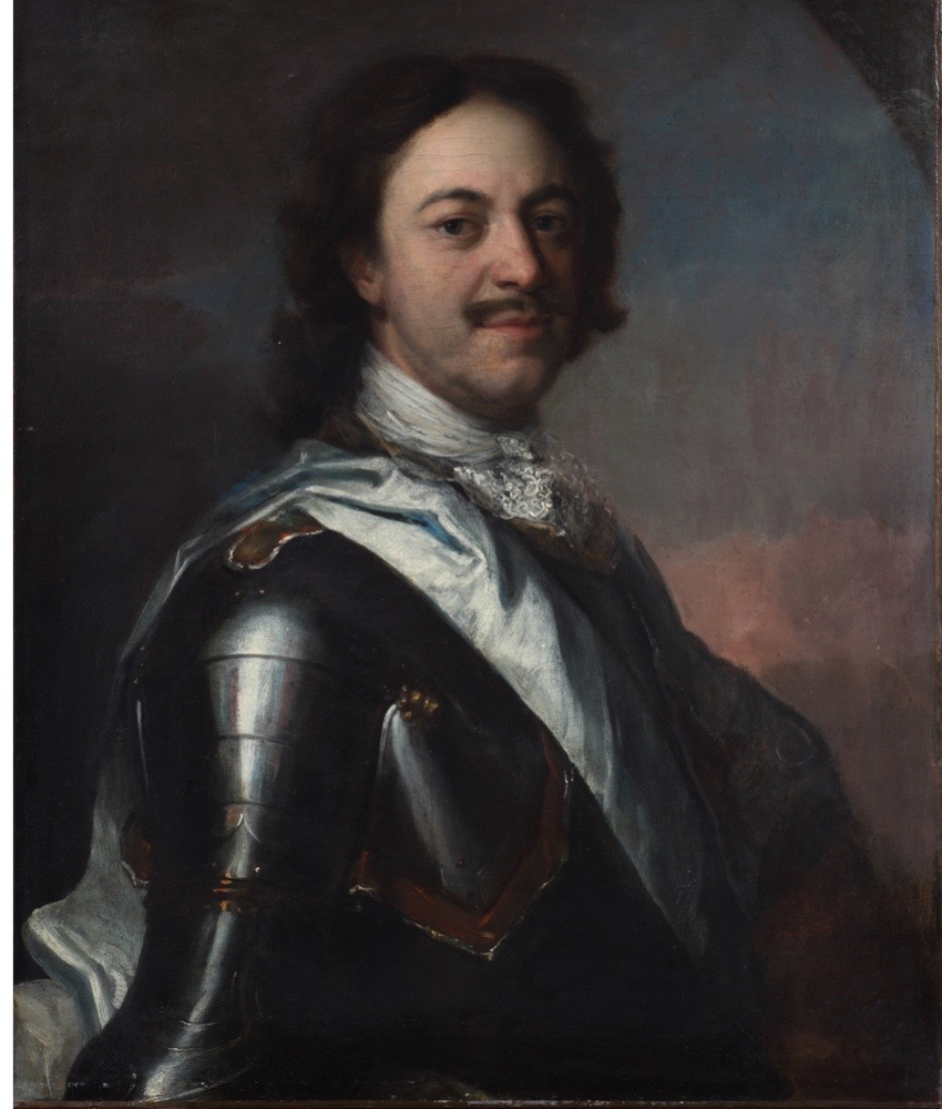 Life Portrait of Emperor Peter I the Great (1672-1725). Private Collection. Artist :  Moor, Carel de (1656-1738). (Photo by Fine Art Images/Heritage Images/Getty Images)