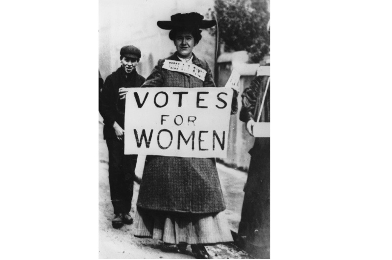 history coursework votes for women Hey all thanks for opening my thread i was just wondering, what is everyone doing for their a2 history coursework do you all get to choose which t.