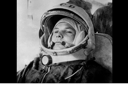 Soviet cosmonaut Yuri Gagarin. (Getty Images)