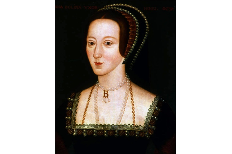 Anne Boleyn. (Photo by Ann Ronan Pictures/Print Collector/Getty Images)