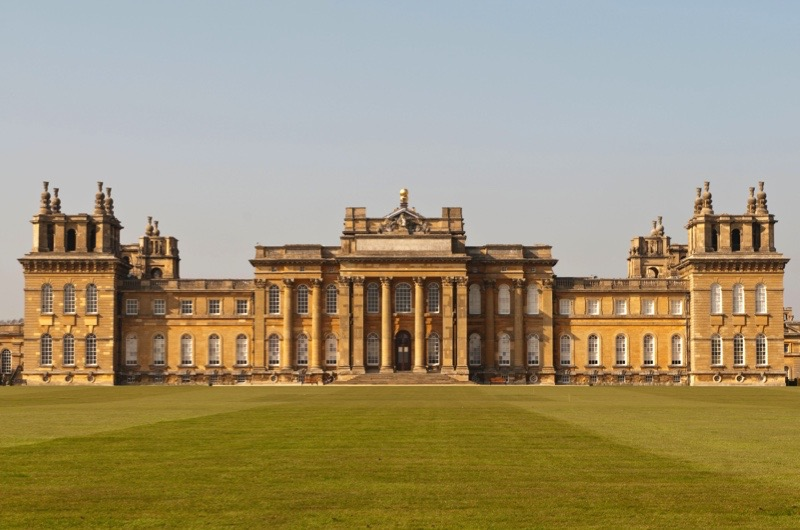 Britain s 7 most amazing stately homes history extra for Blenheim builders