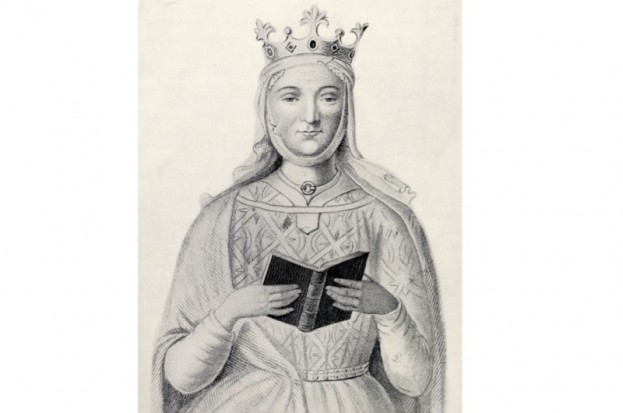 Eleanor of Aquitaine.