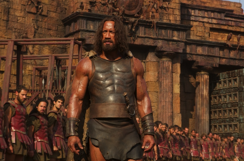 Dwayne Johnson plays Hercules in HERCULES, from Paramount Pictures and Metro-Goldwyn-Mayer Pictures. H-06510