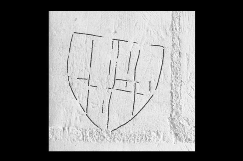 A shield inscription found at Ludlum church